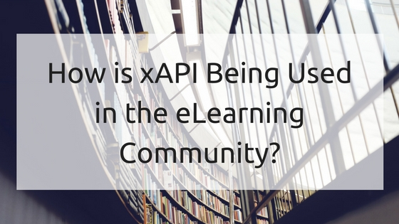 xAPI eLearning Community