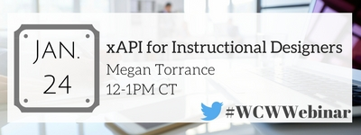 x-API for Instructional Designers