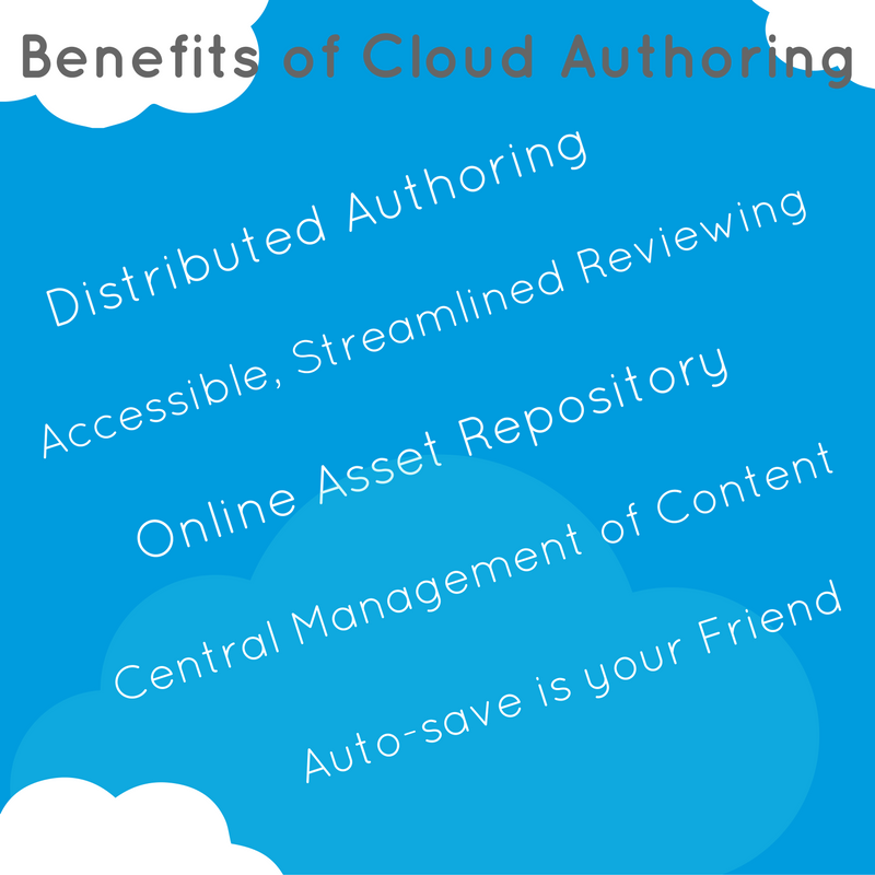 Cloud Authoring Webinar