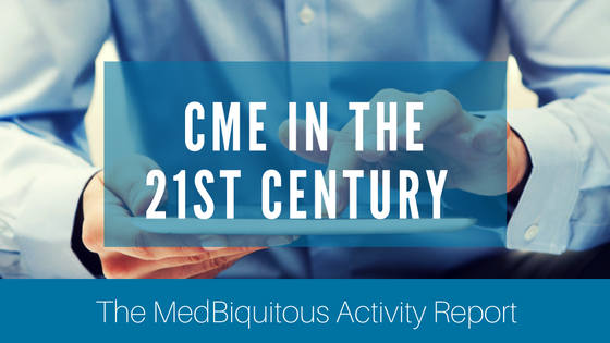 MedBiquitous Activity Report