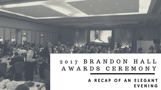 brandon hall award ceremony