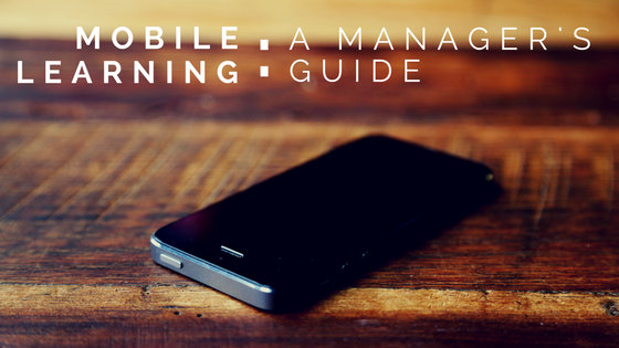 manager's guide mobile learning