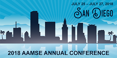 2018 AAMSE Annual Conference