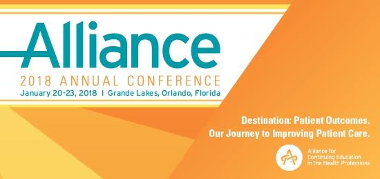Alliance 2018 Annual Conference