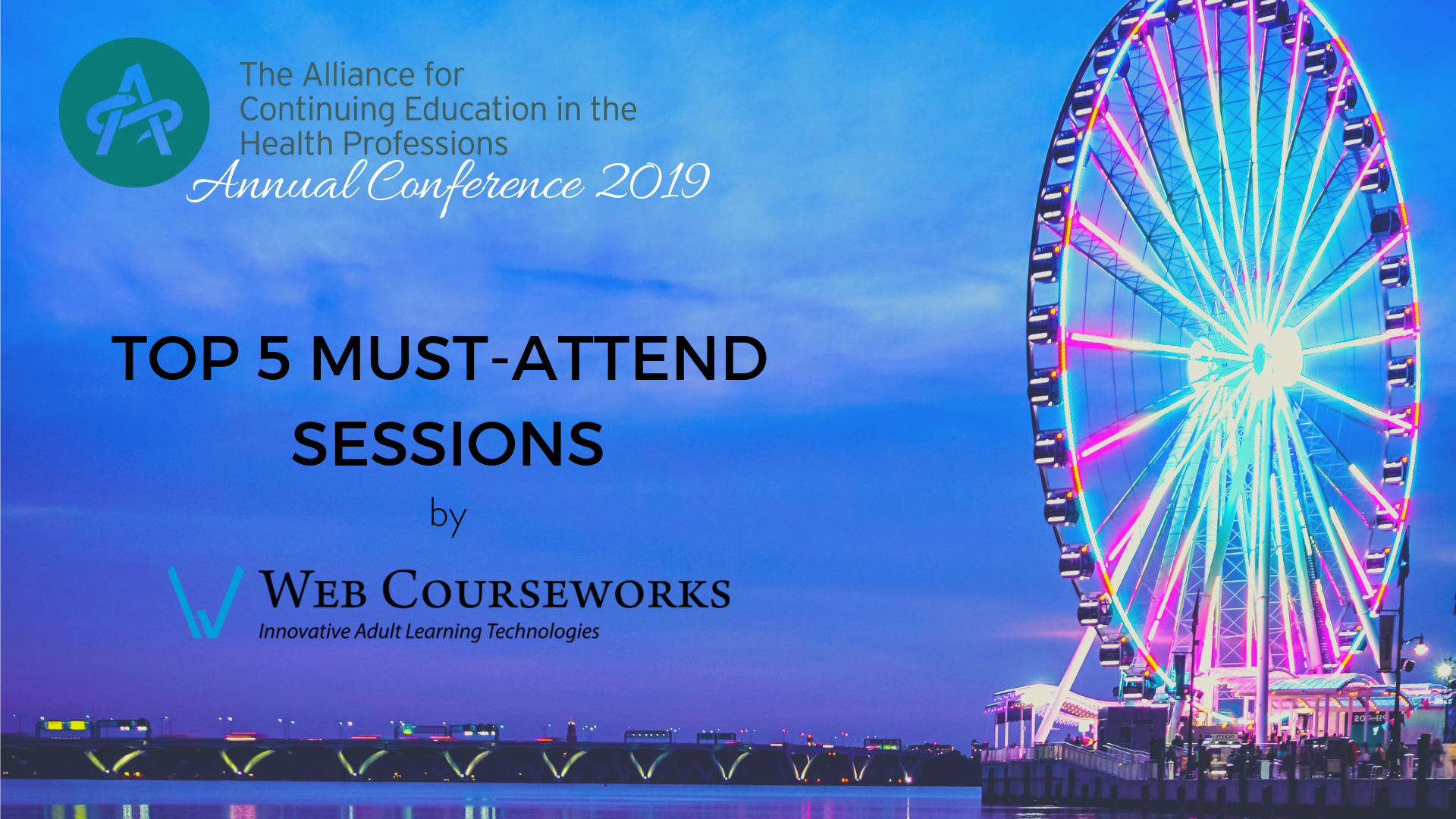 Must-Attend Sessions At ACEhp 2019 Conference
