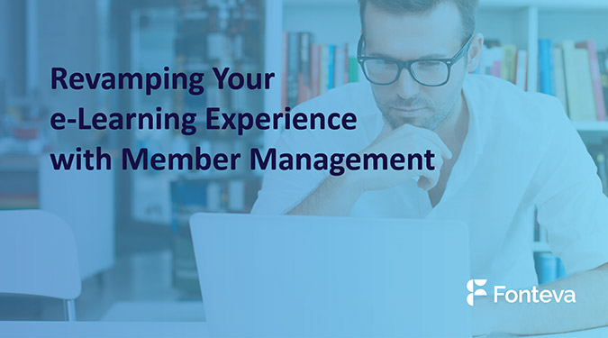 Fonteva Web Courseworks Revamping Your E Learning Experience With Member Management Feature