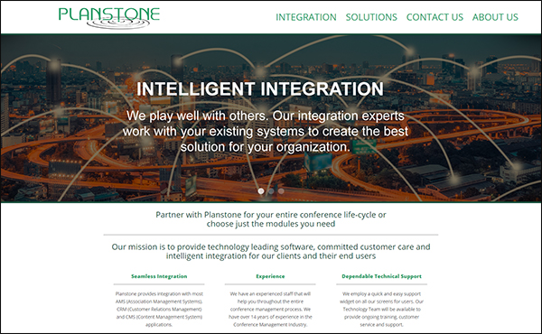 The Planstone Group is a great proposal and abstract management software for associations.