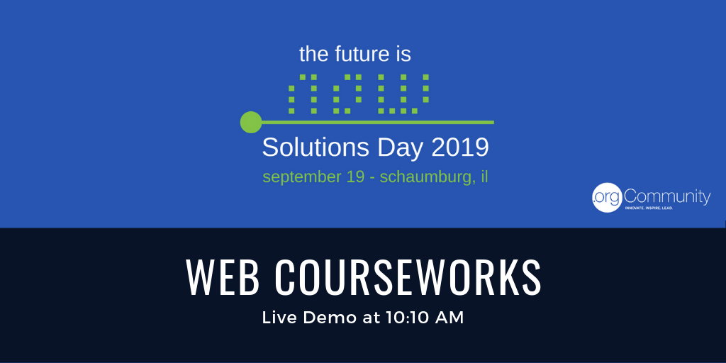 Solutions Day 2019