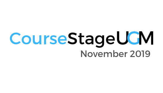 CourseStage UGM 2019