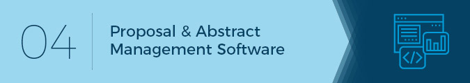 Proposal and abstract management software is an important software solution for associations.