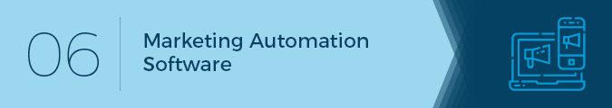 Marketing automation software is an important software solution for associations.