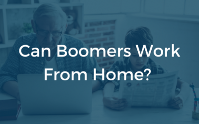 Can Boomers Work from Home?