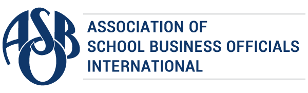 This image is the Association of School Business Officials  logo.