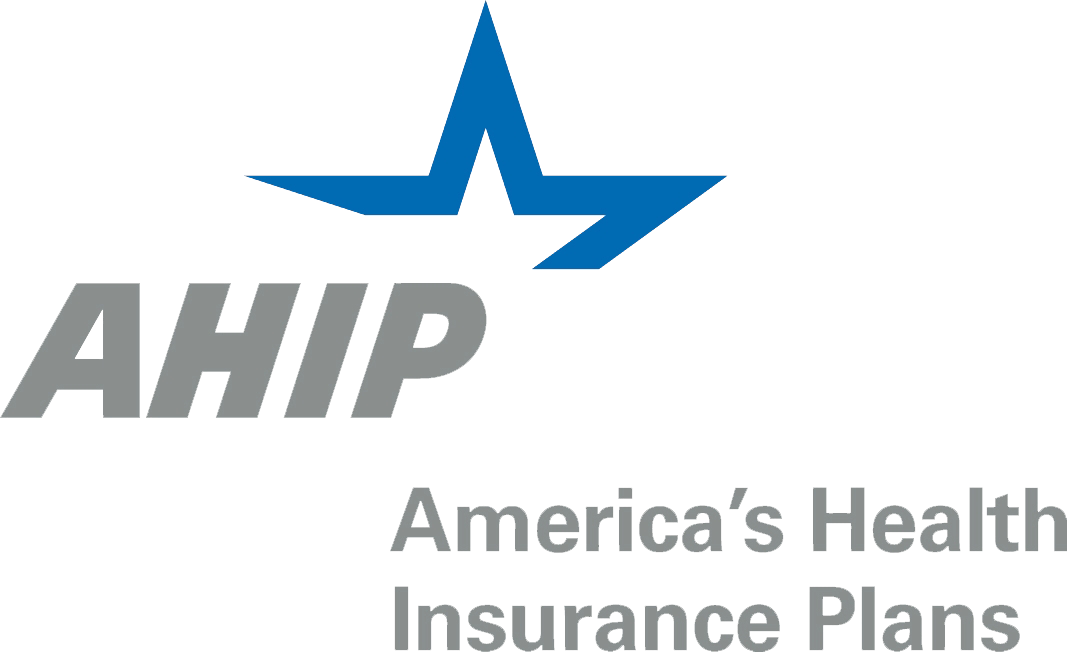 This image is the AHIP logo.