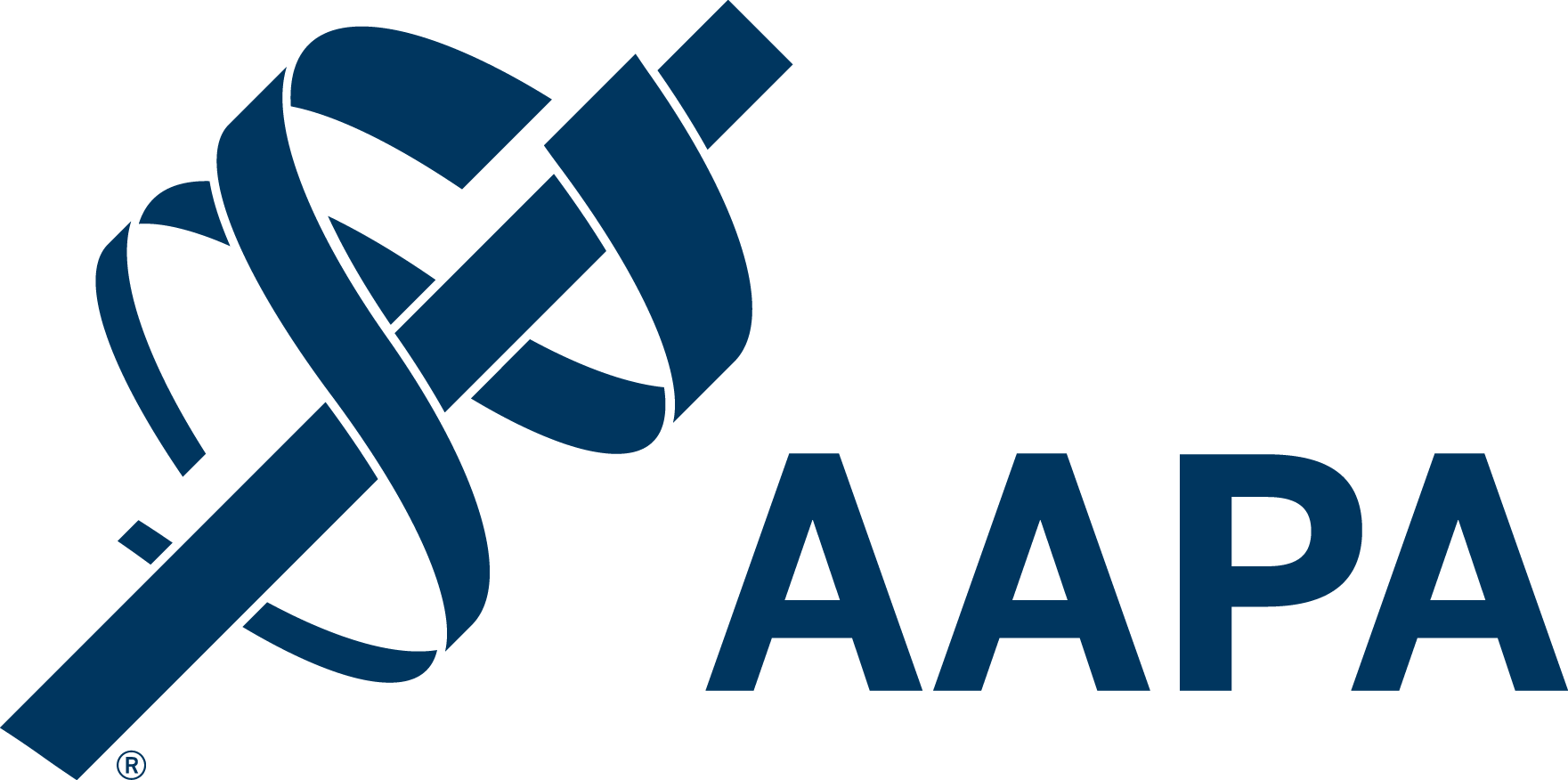 This image is the AAPA logo.