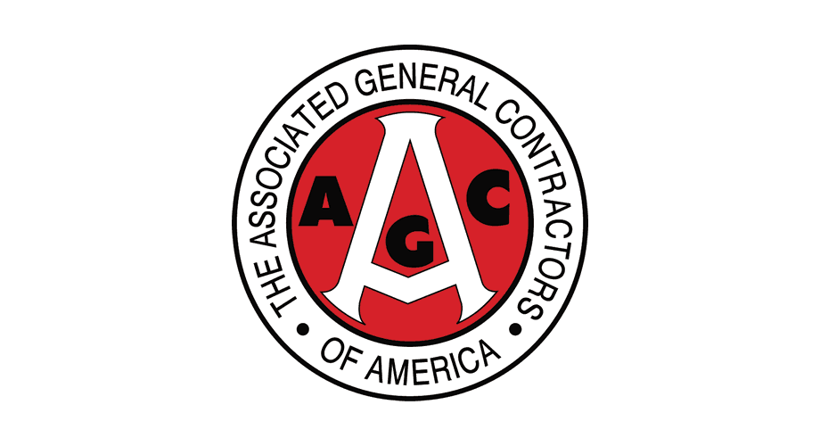 This image is the Associated General Contractors of America logo.