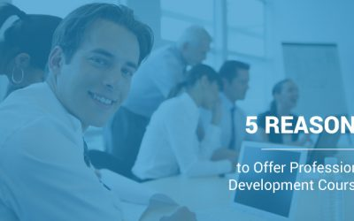 5 Reasons to Offer Professional Development Courses