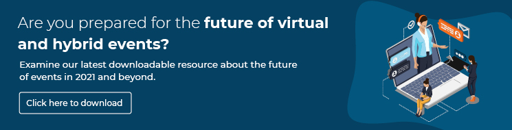 Download this resource to explore the future of virtual and hybrid events.
