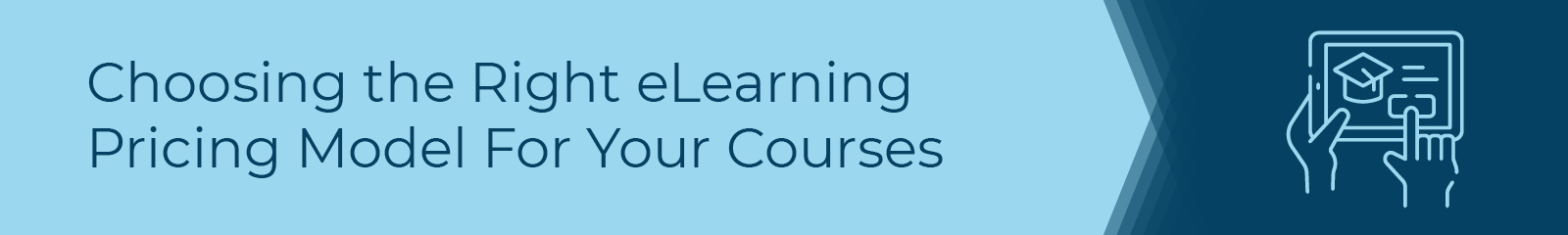 Here are tips to choose the right eLearning pricing model for your association.