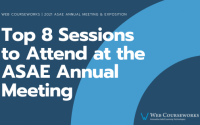 Top 8 Sessions to Attend at ASAE Annual and Why